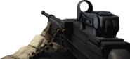 BFBC2 Type 88 LMG Red Dot Sight