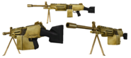 BFH Golden M249 Render