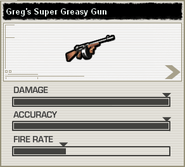 BFH Greg's Super Greasy Gun Stats