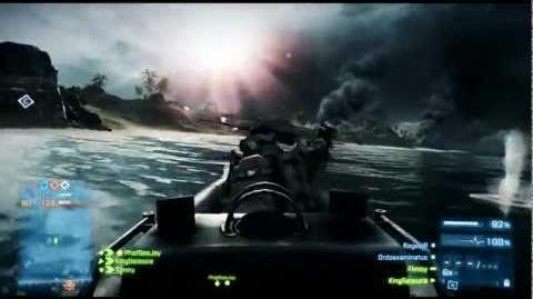 Battlefield 3 Wake Island
