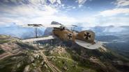 BF1 Albatros D.III Back
