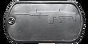 BF4 SCAR-H SV Master Dog Tag