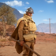 Battlefield 1 Incursions Allies Control Leader