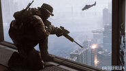Battlefield 4 US Recon