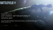Road to Battlefield V Lewis Gun Splash 2