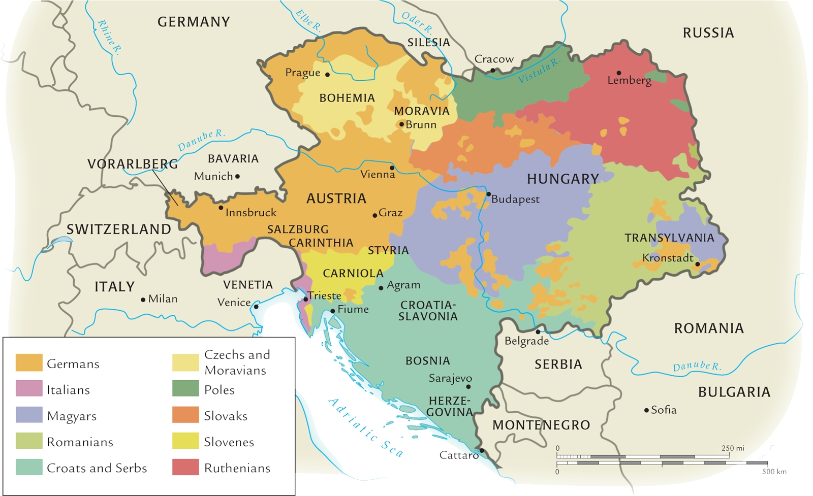 to what extent was the austro hungarian Austro-hungarian empire can be blamed itself, for its defeat in world war i as all the suffering was caused just to confront the serbians the whole idea was turned down due to participation of russians and further by the discreet act of italians.