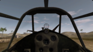 Aichival.cockpit view.BF1942
