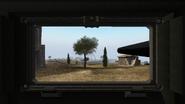 BF1942.M3 Grant gunner view