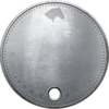 Battlefield 1 Cavalry Weapons Dog Tag