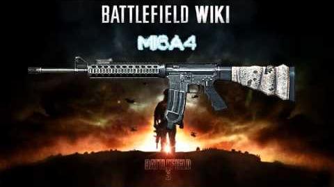 Battlefield 3 - M16A4 Sound