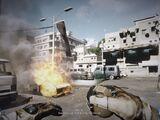 Frag Grenade/Battlefield 3