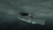 BF1 L-Class Destroyer Front