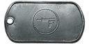 BF4 Carbine Expert Dog Tag