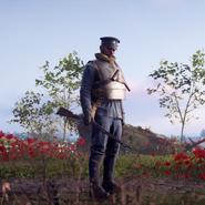 Battlefield 1 French Republic Cavalry