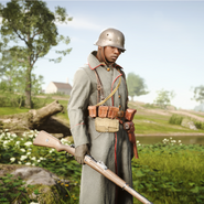 Battlefield 1 German Empire Scout