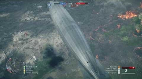The Airship Gameplay