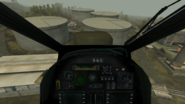 BF2.WZ-10 Cockpit no hud view