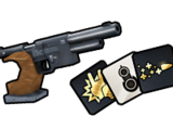 High Precision Pistol