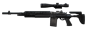 BFP4F Holosight M14 EBR Render