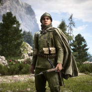 Battlefield 1 Kingdom of Italy Assault
