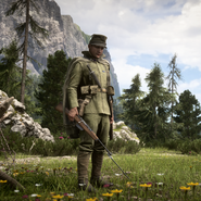Battlefield 1 Kingdom of Italy Scout Squad