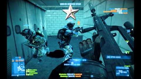 Battlefield 3 QBB-95 Wiki Video