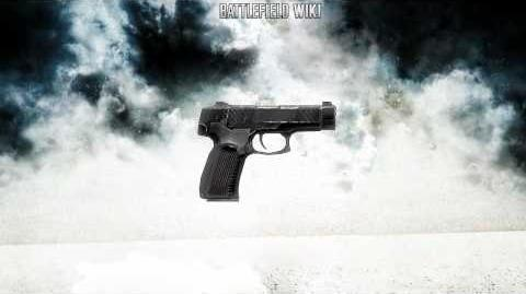 Battlefield Bad Company 2 - MP-443 Sound