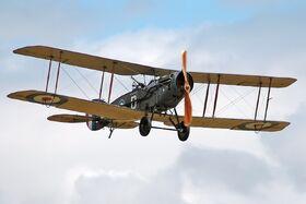 Bristol F.2 IRL