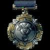 BF3 Squad Rush Medal