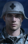 BFV Sanitater Head