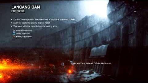 Battlefield 4 Lancang Dam Loading Theme