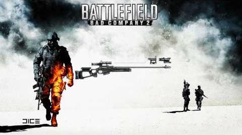 Battlefield Bad Company 2™ - SV98 Snaiperskaya Sound