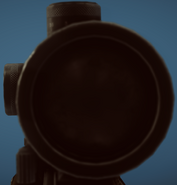 GOL Magnum Rifle Scope ADS BF4