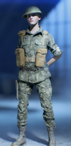 BF5 Allies Company The Sandman