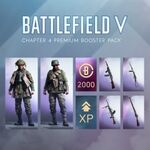 BFV Chapter 4 Premium Booster Pack