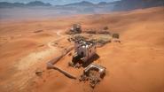 Sinai Desert Dune Outpost 03