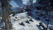Łupków Pass Foothill's Artillery 02