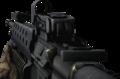 BFBC2 M16A2 Red Dot Sight