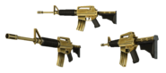 BFH Golden M16 Render