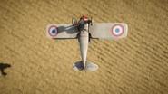 BF1 SPAD S.XIII Bottom