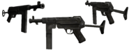 BFH National Submachine Gun Render