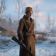 Battlefield 1 Red Army Scout