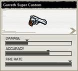 Garreth Super Stats