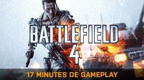 """Vidéo officielle de Battlefield 4 """"Partie de pêche à Baku"""" - 17 minutes de gameplay"""