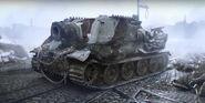 Sturmtiger Concept art - Battlefield V