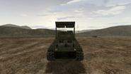 BF1942 Sherman Calliope 3rd Person