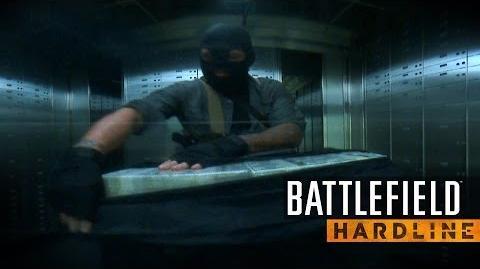 Battlefield Hardline Heist Live Action Trailer