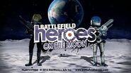 Battlefield Heroes - Heroes have landed on the Moon!
