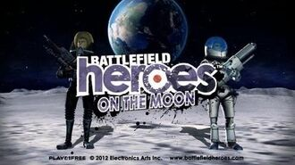 Battlefield Heroes - Heroes have landed on the Moon!