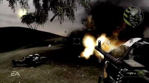 Battlefield 2 Modern Combat - Pre-Launch Trailer